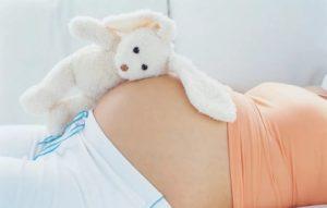 Женщина забеременела во время беременности