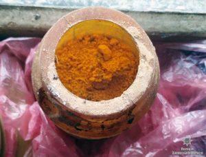 В Запорожье полицейские обнаружили взрывчатое вещество