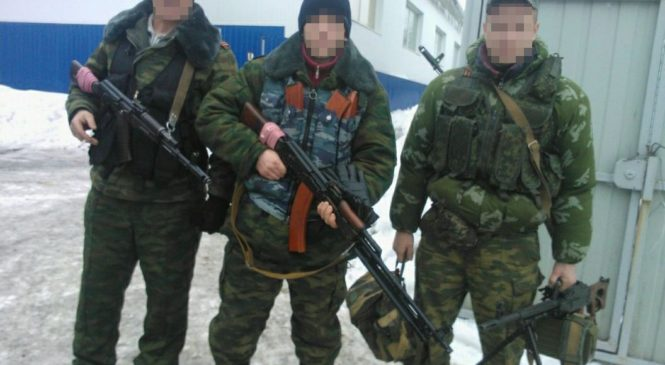 На Харьковщине СБУ задержала боевика  «ЛНР»