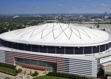В Атланте взорвали один из крупнейших стадионов США