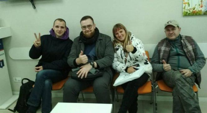 Киевляне ночевали в офисе «Киевэнерго», требуя включить горячую воду