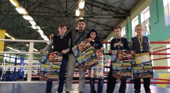Запорожские кикбоксеры завоевали призовые места на Чемпионате Украины по кикбоксингу WAKO