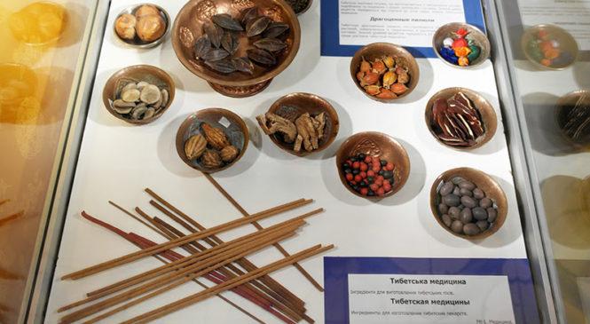 Выставка «Сокровище Тибета» начинает дни буддийской культуры в Запорожье