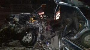 В Запорожской области в результате ДТП погибли два человека