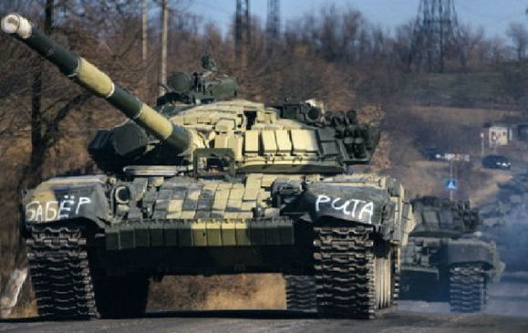 Вторжение российских танков в Луганск: Порошенко созвал экстренное заседание СНБО