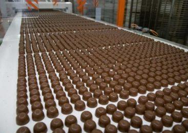 Украина установила рекорд по производству шоколада