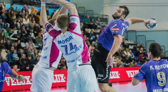 Лига Чемпионов: Запорожский «Мотор» теряет очки в матче против «Чеховских медведей»