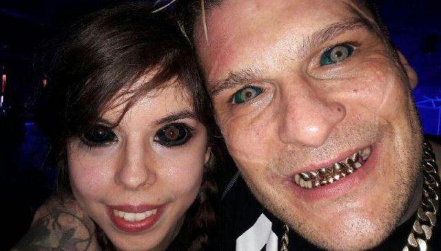 Польская экстремалка ослепла после татуировки глазного яблока