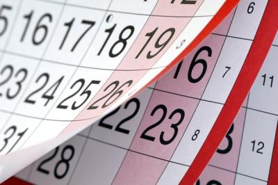 С 1 мая, но без 8 марта: новый календарь выходных дней в Украине
