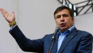 СМИ: Саакашвили депортируют из Украины до Нового года