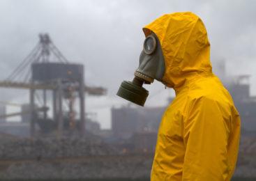 В России произошел мощный выброс радиации