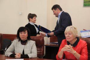 В Запорожье поздравили лучших работников социальной сферы