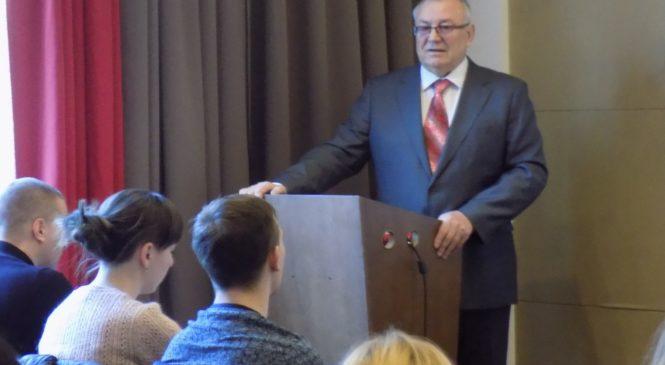 Евгений Карташов: «Такие проекты как IBS очень важны для развития региона!»