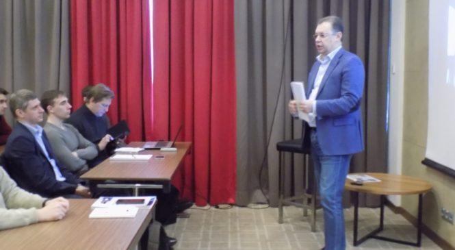 Геннадий Фукс: «Хорошая бизнес-идея – это главное!»