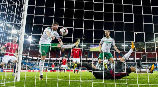 Северная Ирландия — Швейцария. Анонс матча плей-офф ЧМ-2018