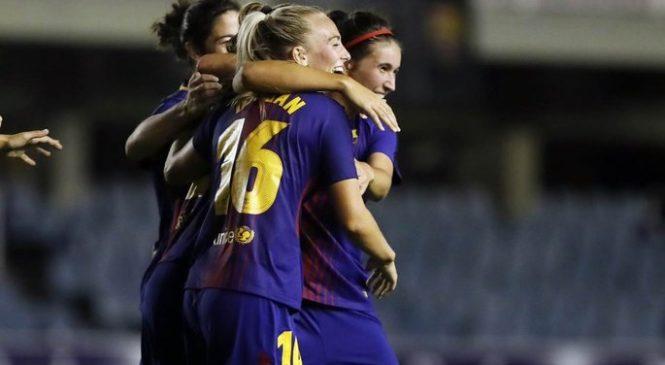 В женской Лиге Чемпионов случился, худший промах в истории футбола