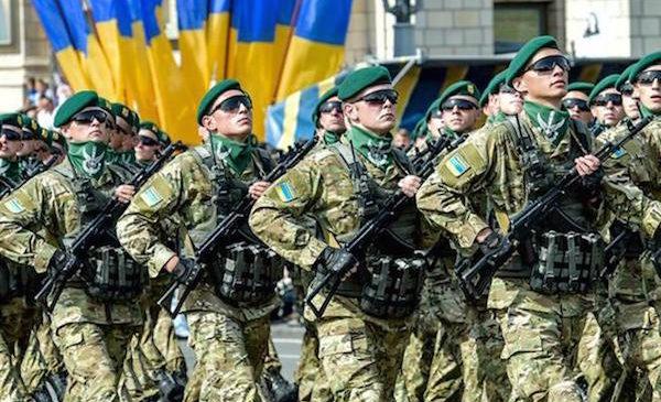 Украинское войско по-новому: как будут выглядеть ВСУ в новой форме одежды