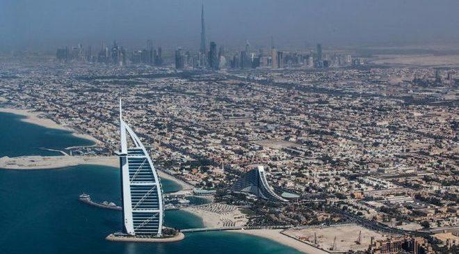 В Сеть попали фото самого дорогого отельного номера в Дубае