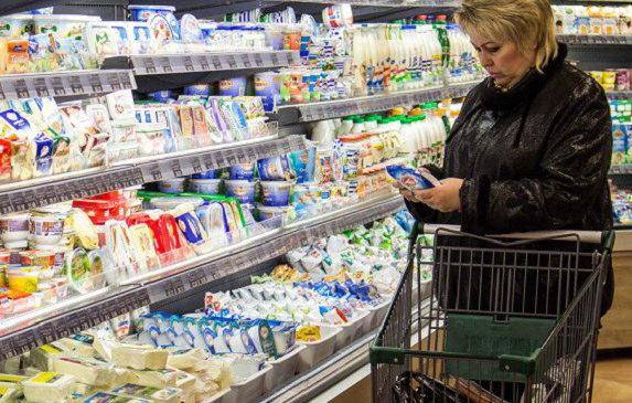 Украинцы вынуждены недоедать, несмотря на хороший урожай овощей и зерновых