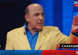 Рабинович обвинил Саакашвили в организации массовых расстрелов на Майдане