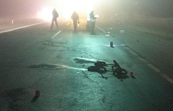 Жуткое ДТП на Черниговщине: водитель сбил насмерть женщину с двумя детьми