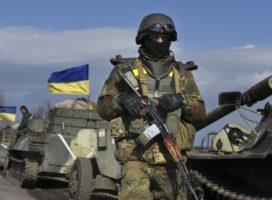 АТО: за сутки погибли 5 украинских военнослужащих