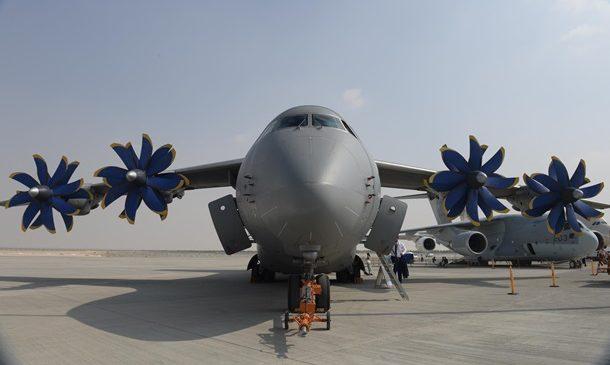 Украина и ОАЭ договорились о производстве самолетов