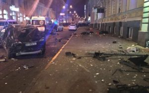 ДТП в Харькове: водителя Touareg тоже хотят посадить