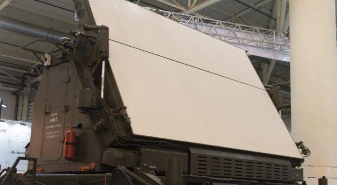 Украинские военные продемонстрировали новый 3D радар