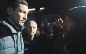 Активисты Нацкорпуса пригрозили игрокам «Шахтера» депортацией в Донецк
