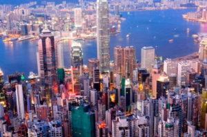 Гонконг стал наиболее посещаемым городом мира в 2017 году