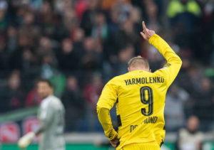 Ярмоленко попал в топ-10 игроков чемпионата Германии по версии Kicker