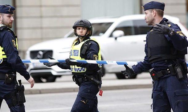 В Швеции перевернулся грузовик с 20 тоннами тефтелей