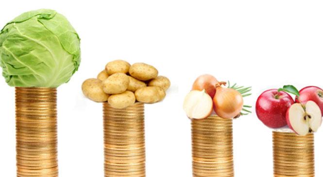 Подешевела только гречка. Украина — лидер Европы по росту цен на еду