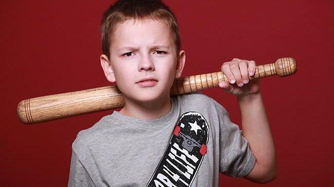 Детский терроризм по взрослому, —  ВИДЕО