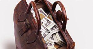 В Киеве неизвестные выхватили у мужчины сумку с тремя миллионами