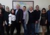 С жизнью Запорожья знакомились представители украинской диаспоры