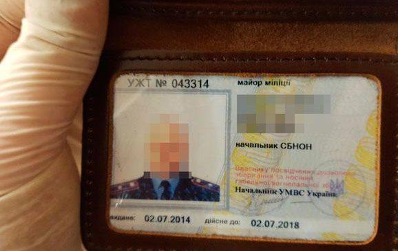 Бывший главный борец с наркопреступностью Житомирщины организовал продажу наркотиков