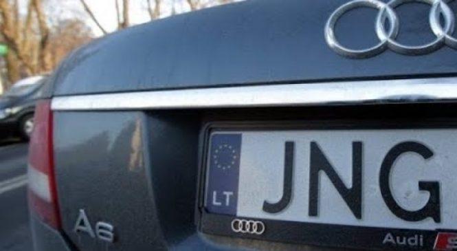 Евроугон по-украински: кто и зачем угоняет авто на бляхах
