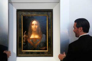 Картина да Винчи установила рекорд стоимости и принесла российскому олигарху 400$ млн.