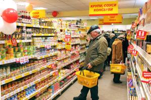 Что в супермаркете не имеют права требовать от покупателя