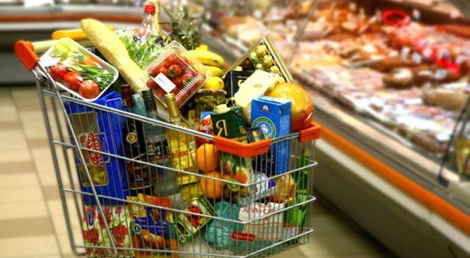 Украина — лидер Европы по росту цен на продукты питания