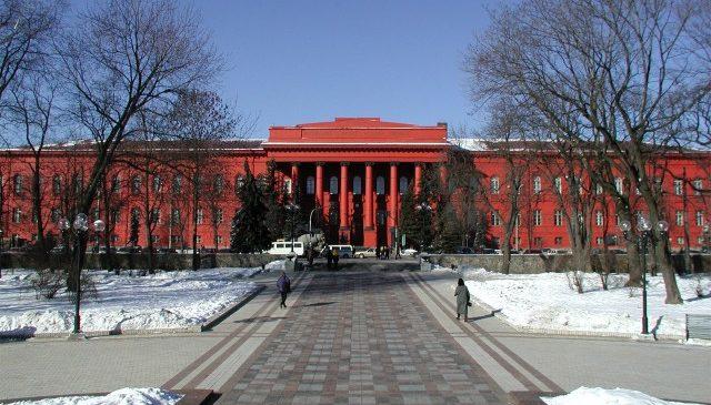 Беспредел по-украински: студентов ВУЗов массово распускают на каникулы до конца отопительного сезона