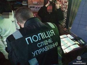 В аэропорту «Запорожье» на взятке задержали ветинспектора