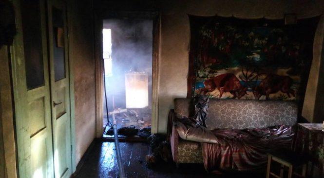 В Запорожской области в результате пожара погиб человек