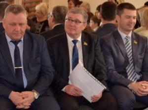 Депутаты «Мотор Сич» нанесли дружественный визит детям-инвалидам
