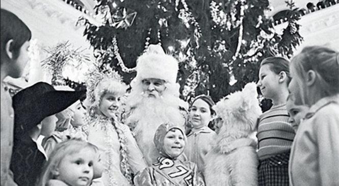 Новый год — праздник родом из детства