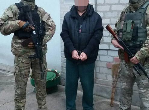 В Запорожье полицейские и спецназовцы «Корд» задержали подозреваемого в убийстве