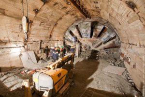 Кличко: Китай построит метро на Троещину за 5 лет