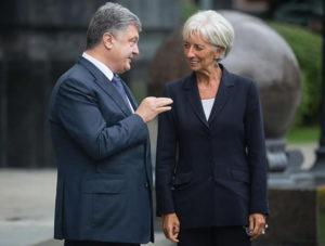 МВФ потребовал прекратить атаки на НАБУ